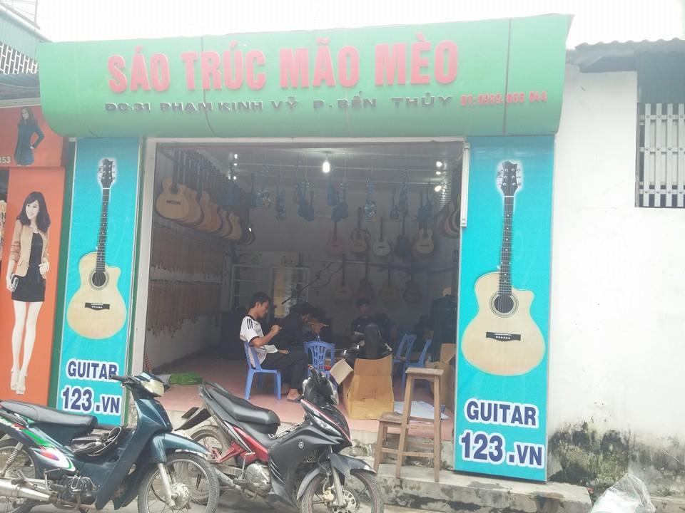 Đại lý sáo trúc mão mèo tại Vinh - Nghệ An
