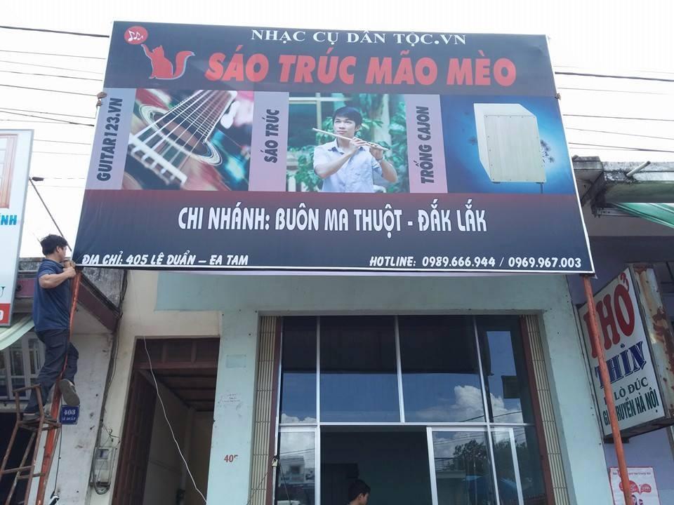 Đại lý sáo trúc tại Buôn Ma Thuột - Đăk Lăk