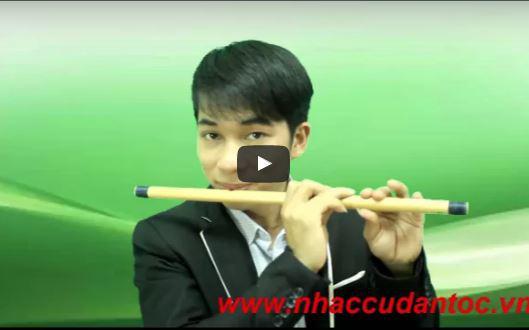 Hướng dẫn thổi sáo bài: Quảng bình quê ta ơi