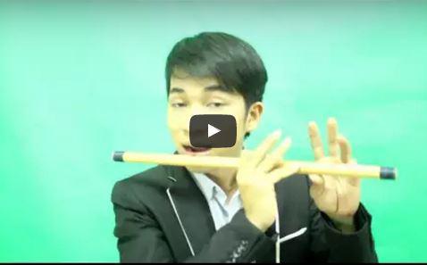 Hướng dẫn thổi sáo: Ngộ không trộm đào